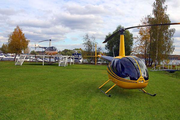 Аренда вертолетов
