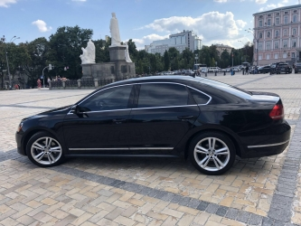 Аренда VW passat  в Киеве