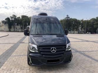 Аренда Mercedes sprinter vip в Киеве