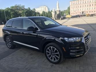 Аренда Audi Q7 2017 в Киеве