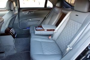 Mercedes-Benz W221 S65 AMG