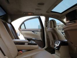 Аренда Mercedes Benz S600 L W221 в Киеве