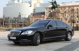 Mercedes Benz S600 L W221