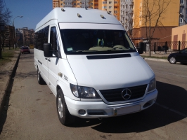 Mercedes-Benz Sprinter 2005