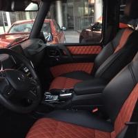 Аренда Mercedes G63 AMG в Киеве