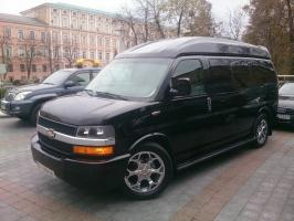 Аренда Chevrolet Express Explorer в Киеве